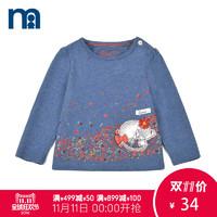 mothercare 女童长袖T恤 2016秋季新款女婴上装