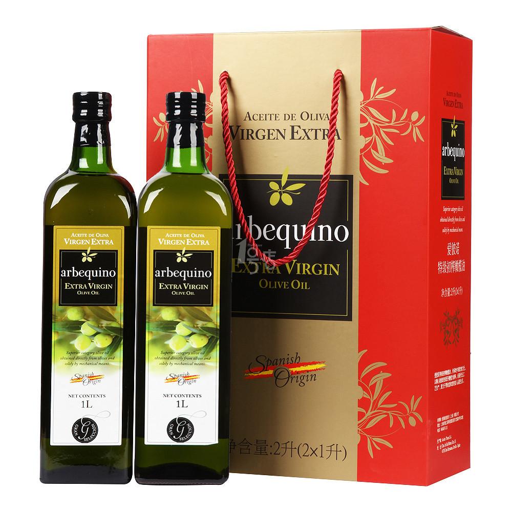 arbequino 爱彼诺 特级初榨橄榄油 2L+凑单品