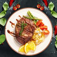澳洲家庭牛排套餐 10单片