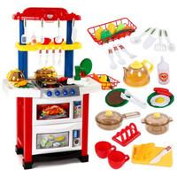 beiens 贝恩施 718-1 儿童仿真过家家玩具角色扮演百变厨房套装