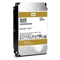 WD 西部数据 Gold 金盘 10TB 机械硬盘(WD101KRYZ)