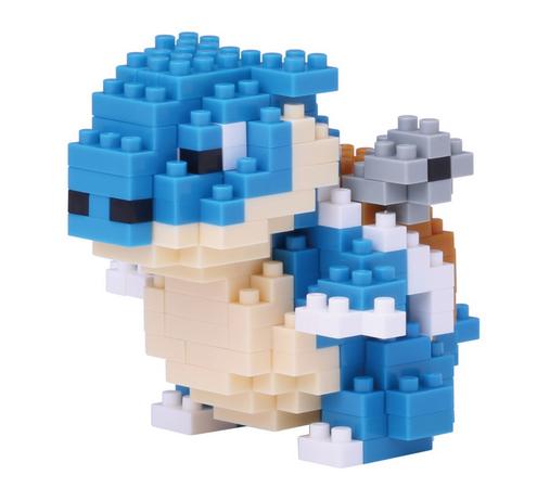 nanoblock 口袋妖怪系列 NBPM-019 纳米块 水箭龟