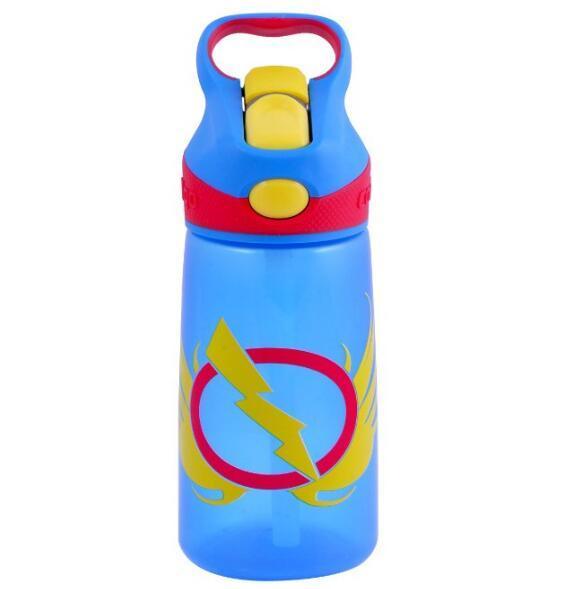 CONTIGO 康迪克 儿童吸管杯 HBC-STR002 450ml  蓝色