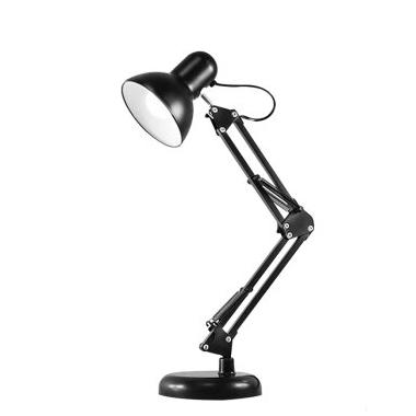 HAIDE 海德照明 HD-TD137 铁艺双臂美式台灯*3+凑单品