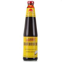 【京东超市】李锦记 味蚝鲜蚝油 烧拌蘸烤增香提鲜 680g