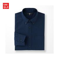 UNIQLO 优衣库 172925 男士牛津纺衬衫