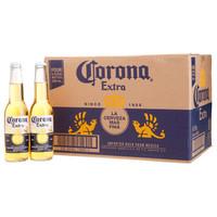 Corona 科罗娜 EXTRA特级啤酒 330ml*24