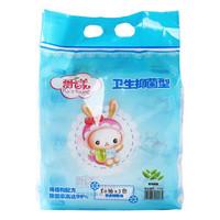 PureYoung 飘漾 婴儿柔湿巾80片 抑菌型80片*3包
