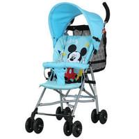 限地区:Goodbaby 好孩子 D301-H-P124BB 迪士尼运动型轻便婴儿伞推车 快乐米奇