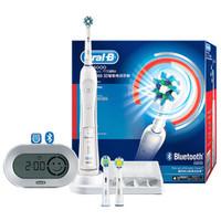 博朗 Oral-B 欧乐-B 6000 iBrush D36.535.5X 3D蓝牙智能电动牙刷