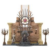 McFARLANE TOYS 麦克法兰 权力的游戏 铁王座大厅场景 拼装积木