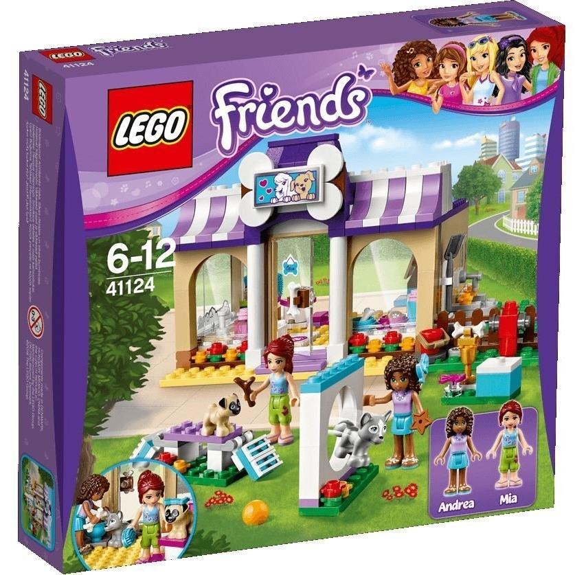 LEGO 乐高 Friends 好朋友系列  41124 心湖城宠物狗狗中心