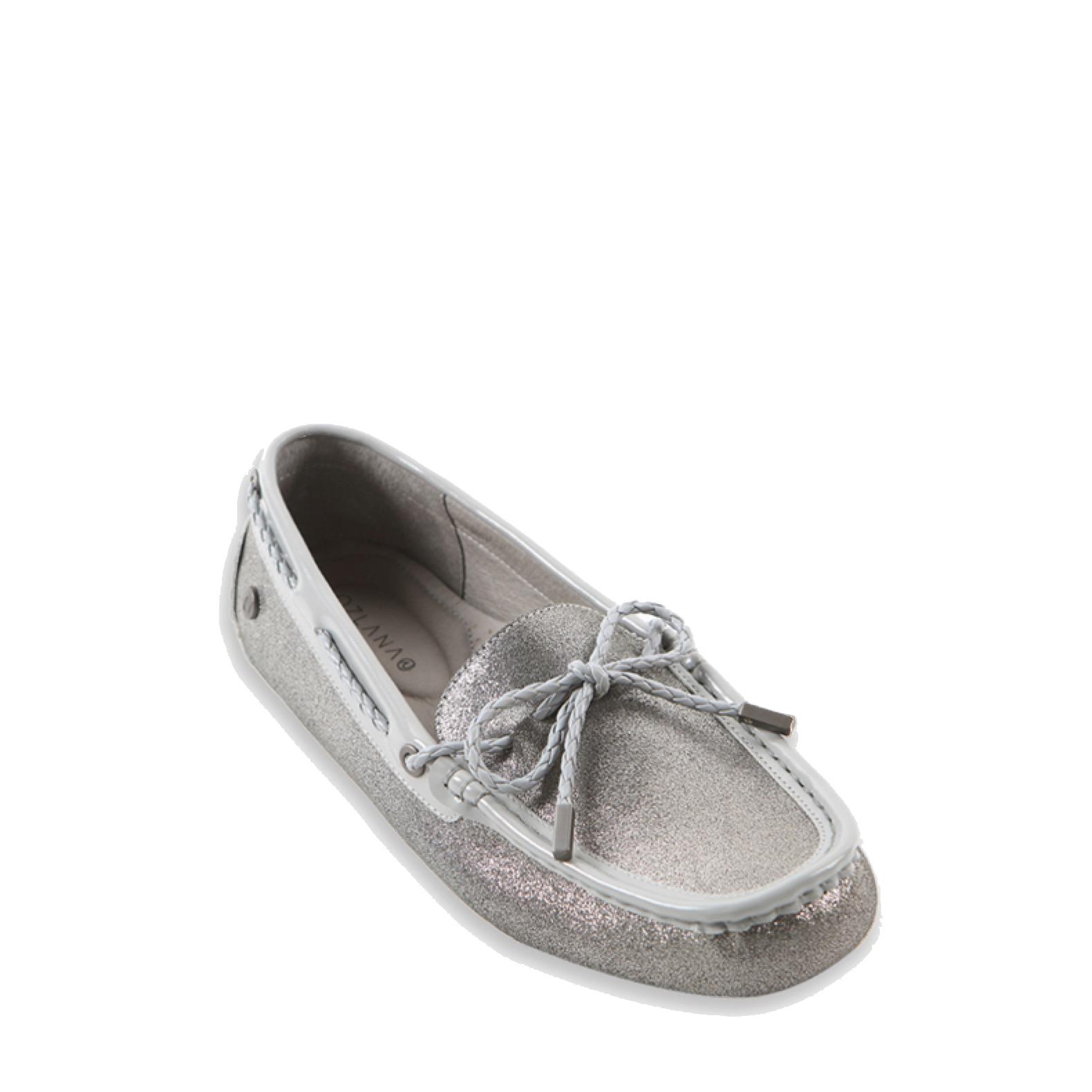 OZLANA UGG OZ3032 休闲平底编织单鞋