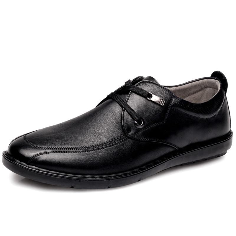 强人 DA6788 2017春季新款男士皮鞋