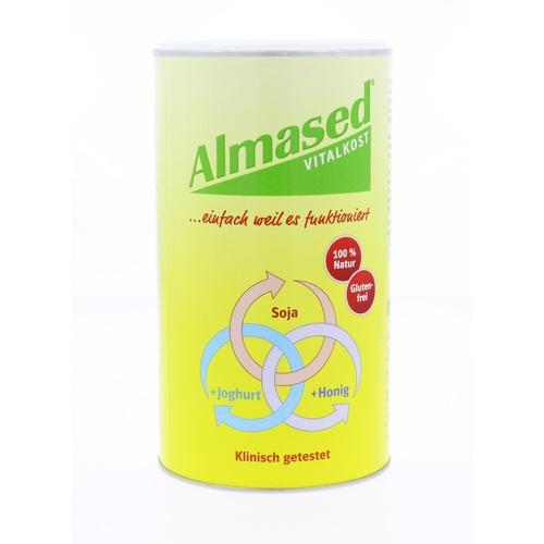ALMASED 纯天然有机大豆蛋白代餐粉 500g