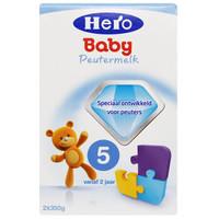 荷兰 天赋力 Herobaby 婴儿配方奶粉 5段 2岁以上700g