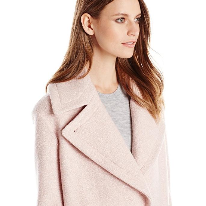 Kensie 女士羊毛大衣