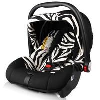 zazababy 婴儿安全提篮  新生儿0-12个月 斑马纹