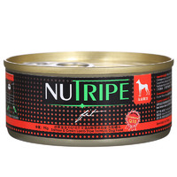 Nutripe 纽萃宝 Fit系列 活力辅酶Q10 三文鱼&鲜羊肚 狗罐头 95g