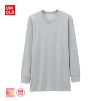 UNIQLO 优衣库 172763 男装 HEATTECH EXW圆领T恤