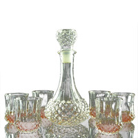 SURANER 水晶玻璃 威士忌杯套装