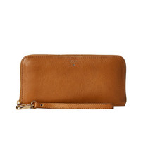 FOSSIL Sydney Double Accordion 女士长款钱包