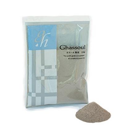 Ghassoul Naiad 摩洛哥黏土面膜 粉状 150g