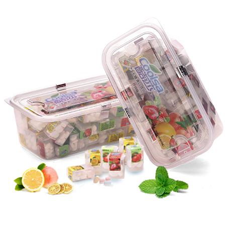 Coolsa 酷莎  无糖清口薄荷糖 60小盒