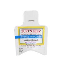 BURT'S BEES 小蜜蜂 水之初活颜补水保湿面膜 便携装 4.2g