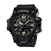 CASIO 卡西欧 G-Shock MUDMASTER GWG-1000-1AJF 6局电波 男款运动腕表