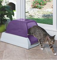 PetSafe ScoopFree 免铲终极自洁式猫砂盒