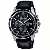 CASIO 卡西欧 EFR-526LJ-1AJF 三眼计时商务男士手表