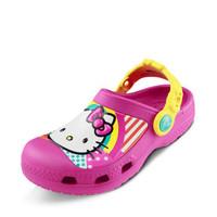 crocs 卡骆驰 童鞋 凯蒂猫  203321 糖果粉*3件