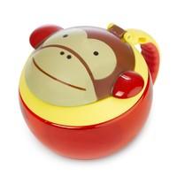 Skip Hop 动物园图案多功能宝宝零食杯