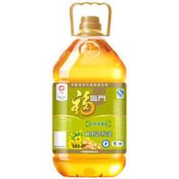 福临门 菜籽清香型食用调和油4L