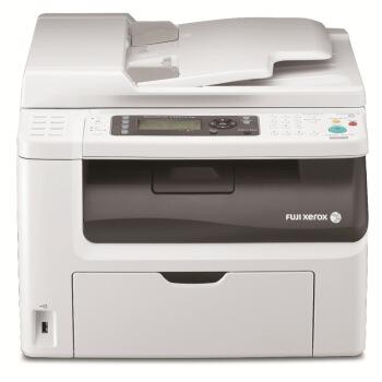 富士施乐(Fuji Xerox) CM215fw 彩色激光无线多功能一体机 (打印 复印 扫描 传真)