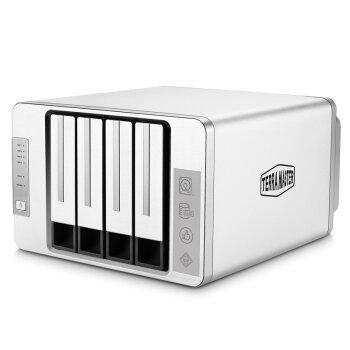 TERRAMASTER 铁威马 F4-220 Intel 双核  NAS 网络存储服务器