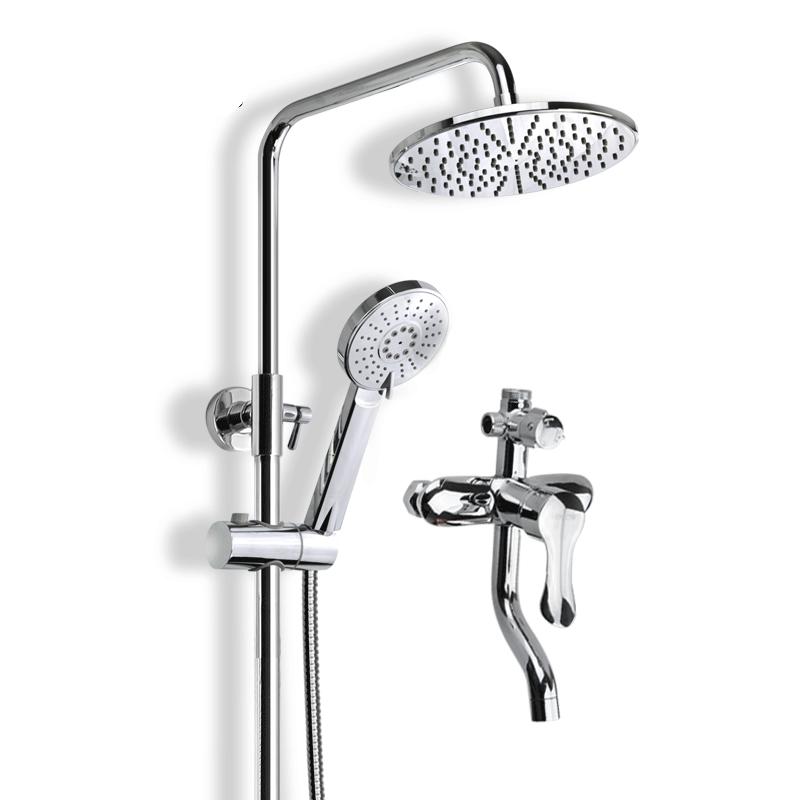 HOROW 瑞士希箭 全铜淋浴花洒套装
