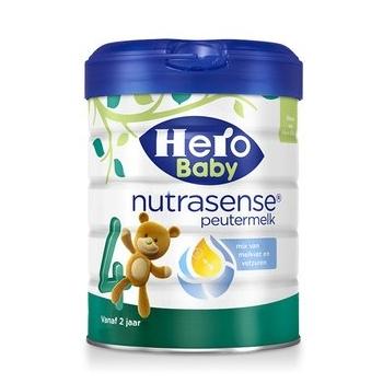 Hero Baby 婴儿配方奶粉 4段 700g