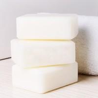 WORLDLIFE 和匠 牛奶滋养 无添加沐浴皂*3块