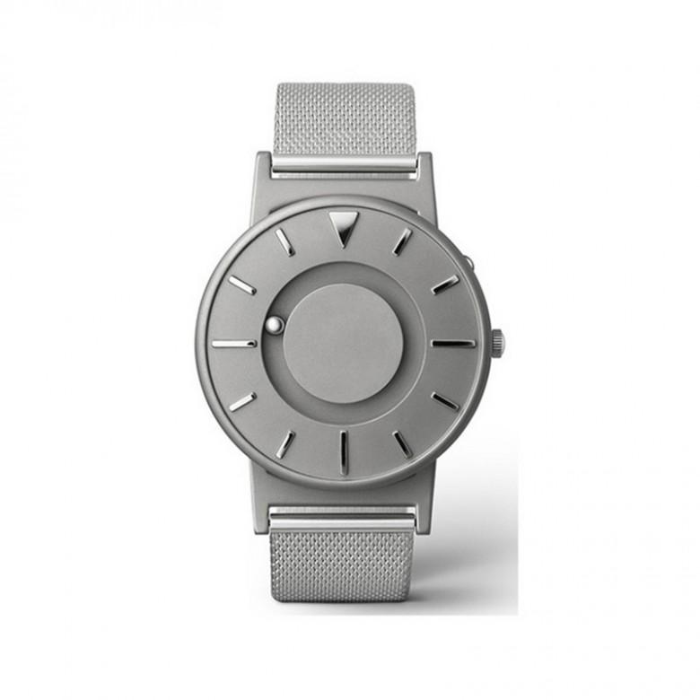 EONE TIMEPIECES The Bradley 触感磁力腕表 不锈钢网带款