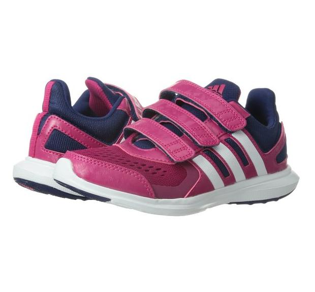 adidas kids 阿迪达斯童鞋 RUNNING KIDS 女童跑步鞋