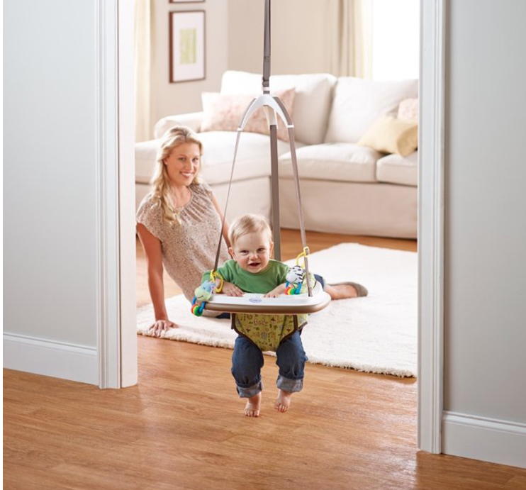 Graco 葛莱 Bumper Jumper® 4E02LJG 婴儿悬挂式弹跳椅