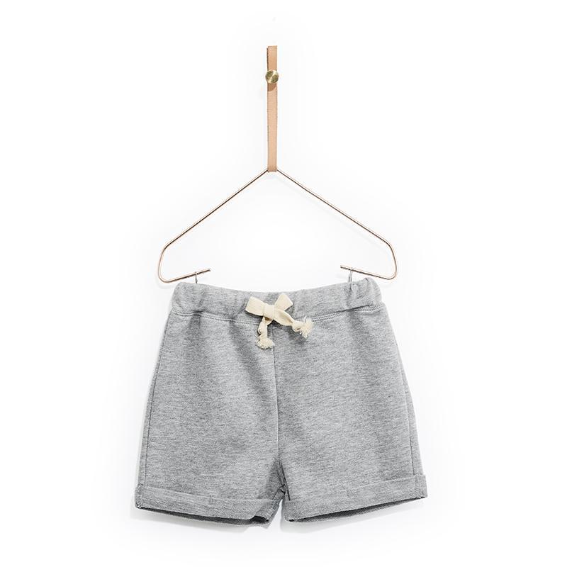 Yiigoo 壹果 男女童 有机棉短裤