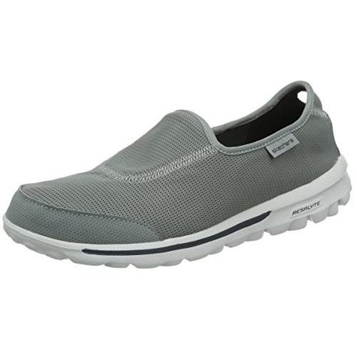 SKECHERS 斯凯奇 GO WALK系列 53514 男士健步鞋