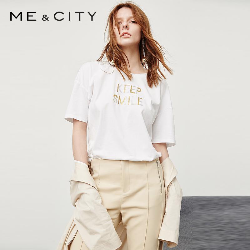 ME&CITY 508692 女士T恤