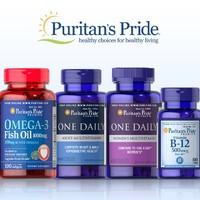 海淘券码:Puritan's Pride美国官网 普丽普莱 精选热销保健品