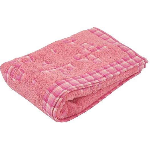 Uchino 内野 浴巾 60×120cm 粉色