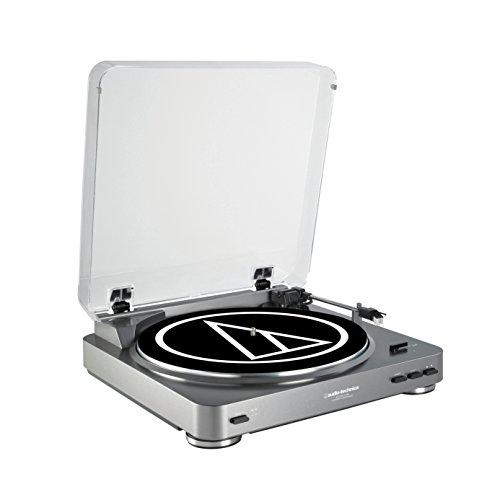 Audio Technica 铁三角 AT-LP60-USB 黑胶唱片机