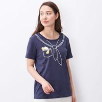凑单品:BELLE MAISON 千趣会 唐老鸭 女式T恤